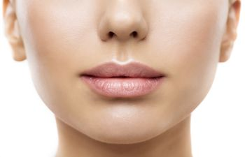 Woman After Lip Repair Surgery New York NY